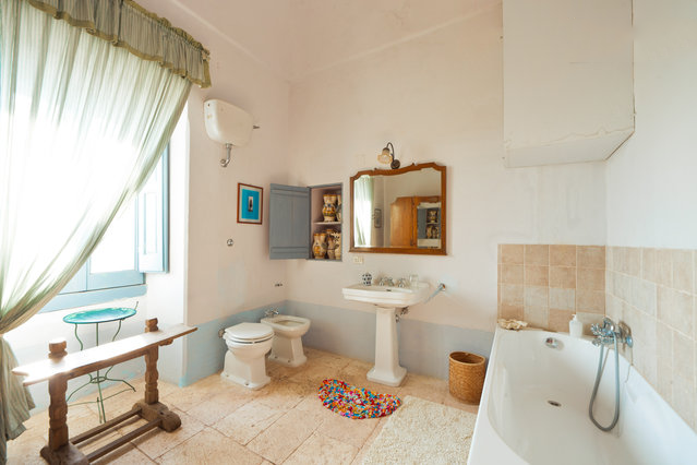 Masseria Murgia Albanese - Angeli Suite - Bath Room