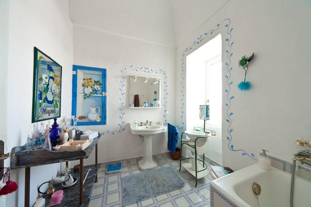 Masseria Murgia Albanese - White Room - bath room