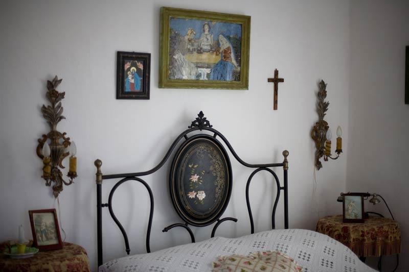 Masseria Murgia Albanese - White Room