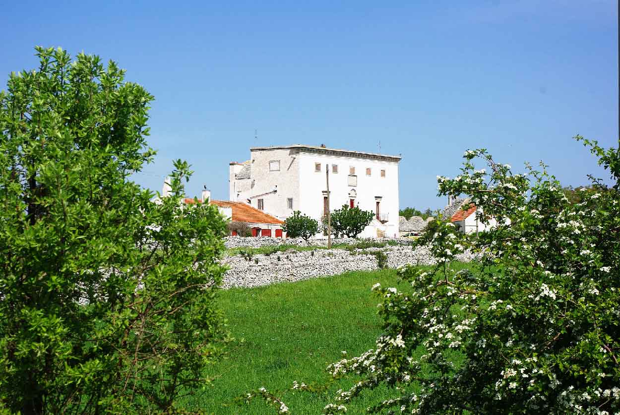 masseria murgia albanese B&B Noci Puglia