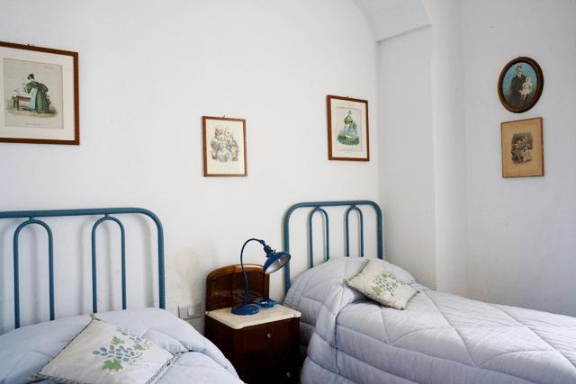 Masseria Murgia Albanese La suite de l'Ange - la chambre double