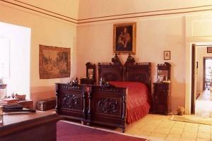 Masseria Murgia Albanese - Suite de l'Ange - la chambre matrimoniale