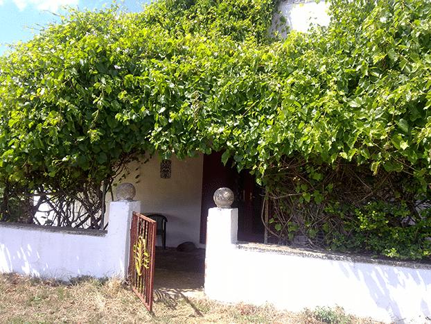 Masseria Murgia Albanese - Dependance - entrée principale