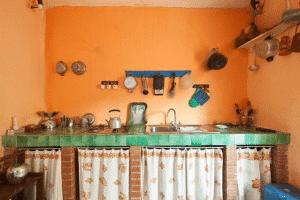 La Masseria Murgia Albanese - DEPENDANCE - La cuisine