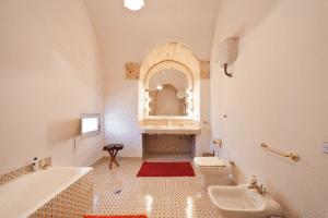 La Masseria Murgia Albanese - DEPENDANCE - La salle de bain