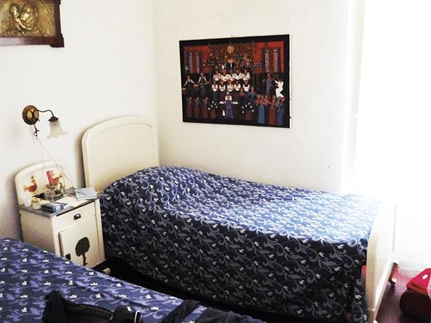Masseria Murgia Albanese - Chambre complémentaire à la chambre Blanche
