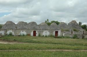 La Masseria Murgia Albanese - Gli Esterni