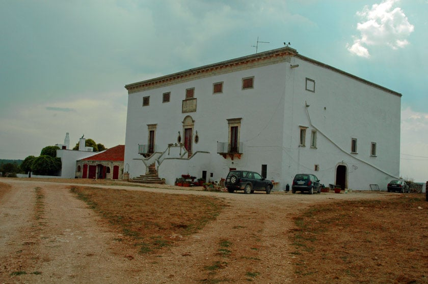 Masseria Murgia Albanese - B & B Noci Puglia