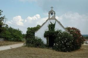 Masseria Murgia Albanese - B & B Noci - la chapelle