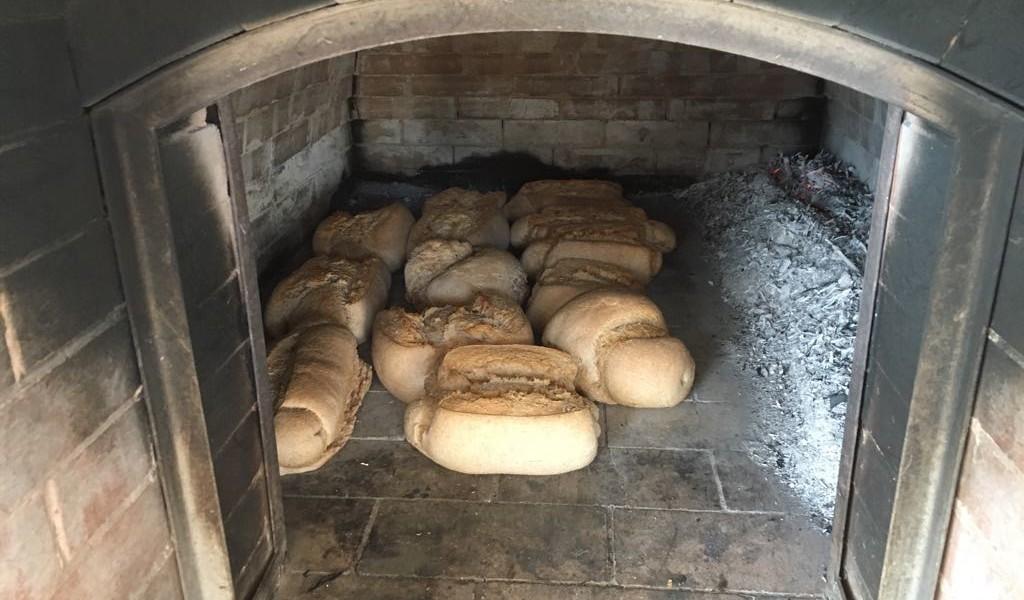 Masseria Murgia Albanese - forno a legna